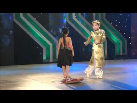 Vũ điệu xanh 2012 Bảo Ngọc Hoàng Minh