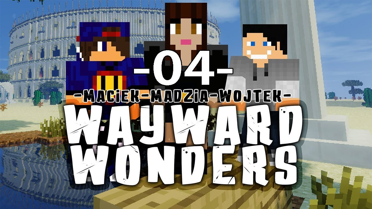 Wayward Wonders #04 – Karma /w Gamerspace, Undecided