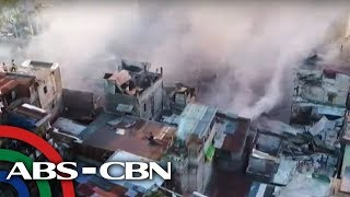 WATCH: Fire razes residential area in Quezon City (Part 2) | 20 March 2019