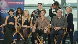 Daybreak Cast   New York Comic Con 2019 (Full Interview)