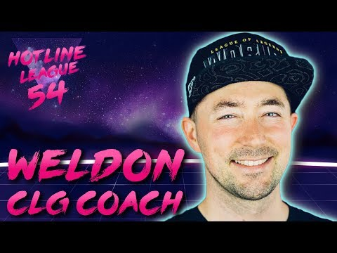 Weldon weighed, Mark's region rant, Scouting Grounds drama - Hotline League 54