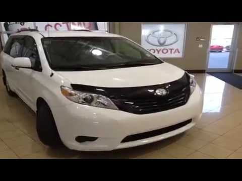 2017 Honda Accord White >> 2012 Toyota Sienna CE V6 for sale at Sherwood Park Toyota ...
