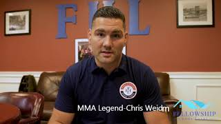 MMA Legend - Chris Weidman