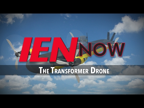 IEN NOW: UAV Could Transform Military Ops, Industrial Safety