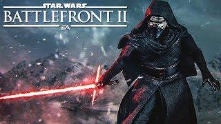Star Wars Battlefront 2: Kylo Ren Gameplay