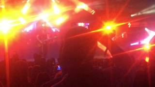 Lifehouse - Hanging By A Moment (Live in Huber Heights, OH)