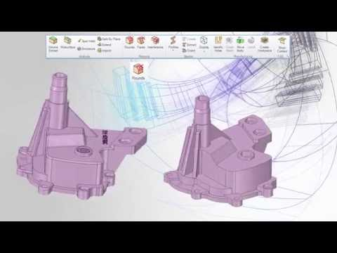 ANSYS SPACECLAIM - ANTEPRIMA GENERALE