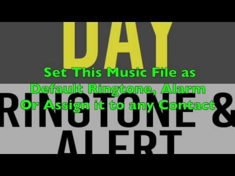 Beautiful Day Theme by U2,Bono Ringtone and Alert