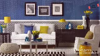 Home Decoration Styles for Modern Homes  60 Living Room Colours Schemes & Designs Ideas