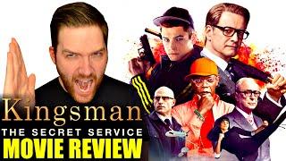 Kingsman: The Secret Service - Movie Review