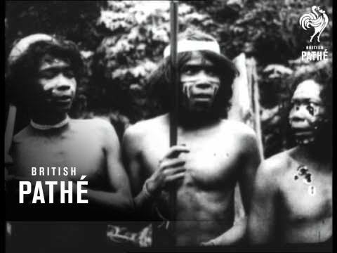 Borneo And The Pygmy Cannibals (1929)