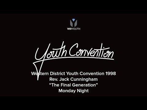 Jack Cunningham - The Final Generation - WDYC 1998