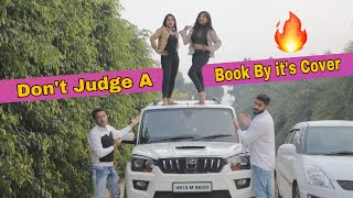 DON'T JUDGE A BOOK BY IT'S COVER - Desi Love Story || JATIN SHARMA || PARDEEP KHERA