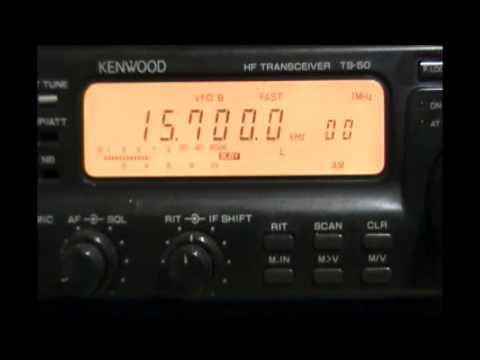 Radio Damal (transmitter Dhabbaya, United Arab Emirates) - 15700 kHz