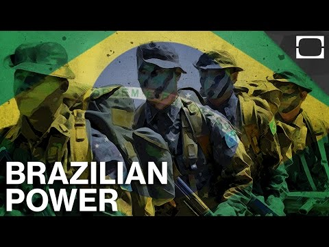 How Powerful Is Brazil?