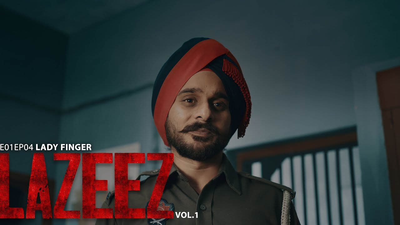 Lazeez : Lady Finfer (Episode 4) Shubh Sandhu | Punjabi Web Series 2021 | Geet MP3