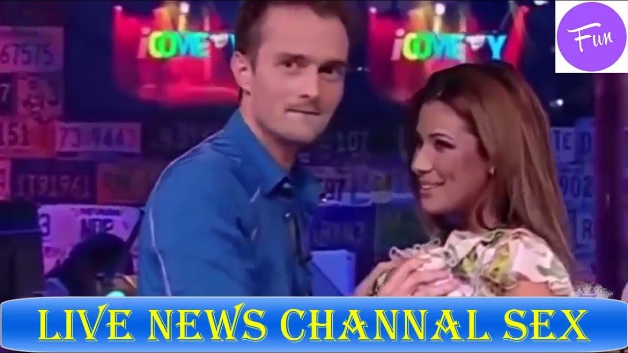Norfolk sex tv news van
