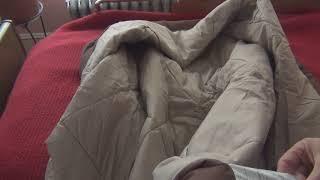 AmazonBasics Reversible Microfiber Comforter Review