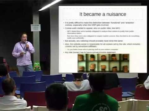 Hans de Raad - Alternative to commercial web-analytics tools - openSUSE Conference 2013