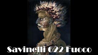 Dýmka Savinelli 622 Fuoco
