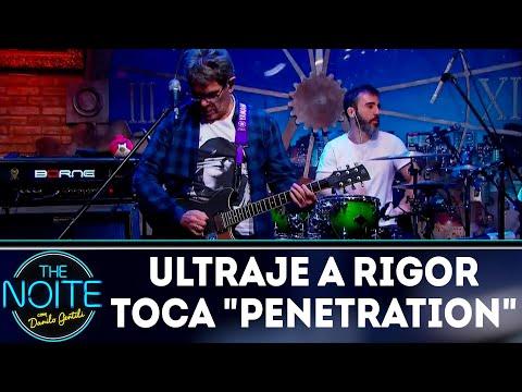 Ultraje a Rigor toca Penetration | The Noite (21/06/18)