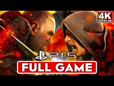 PROTOTYPE 2 PS5 Gameplay Walkthrough Part 1 FULL GAME [4K ULTRA HD] - No Commentary