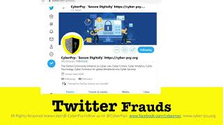 How to Stay away from Twitter frauds | Set 2 factor authentication