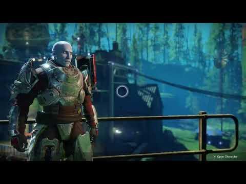 Destiny 2 [Campaign 8] Strikes Unlocked First Strike Run