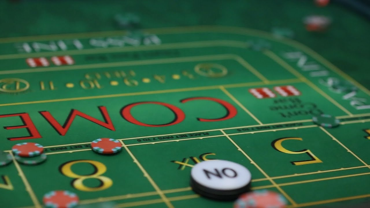 casino craps how to play