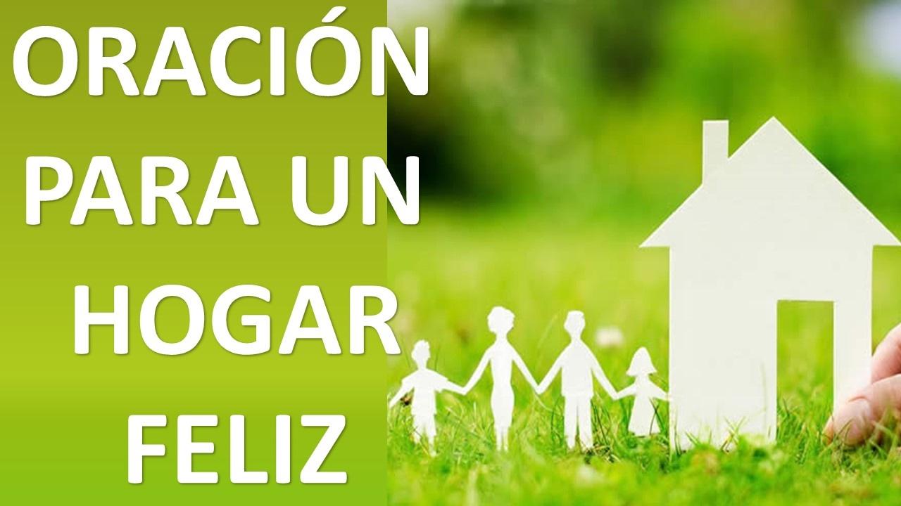Oraci n para un hogar feliz oracion y paz youtube for Puertas insonorizadas para el hogar