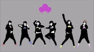 【フル・手描きおそ松さん】自分絵六つ子でゴーストルール【描いてみた】 thumbnail