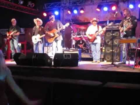 """Trashy Women"" Live Confederate Railroad and Pete Hunt  @Stampede Night Club"