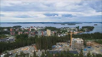 Paloniementie 1, Kuopio