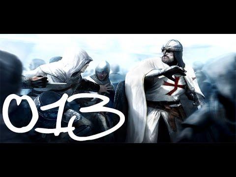 Assassin's Creed (Xbox360/PS3/PC) Part 13 - Blue Pajamas & Turbans!!