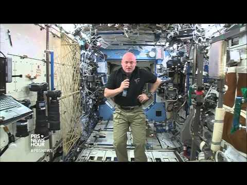 What NASA's twin tests will teach us about life in space