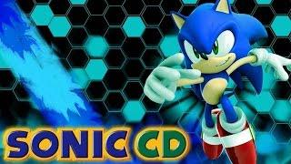 Sonic CD - SEGA TIDAL TEMPEST