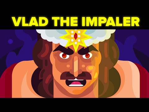 Vlad The Impaler - Most Evil Man