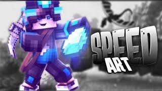 ▶Minecraft banner Speed Art ▪Forex▪
