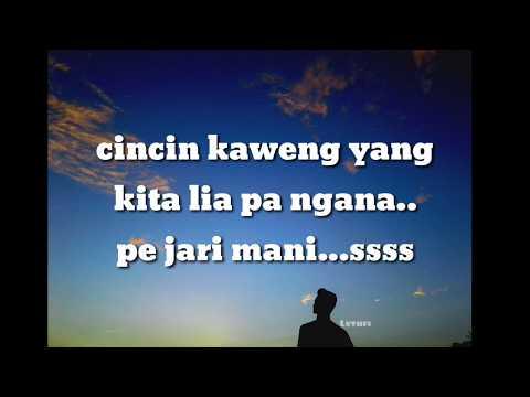 Lagu Manado | Cincin Kaweng | By  《judika》