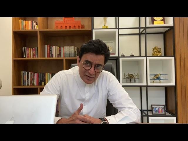 सेंट्रल विस्टा प्रोजेक्ट एक कानूनी मुद्दा नहीं - डॉ अजय