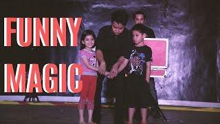 FUNNY MAGIC-BEST COMEDY MAGIC-FUNNY MAGICIAN