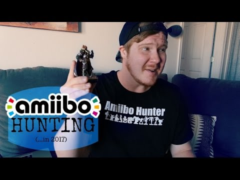 Amiibo Hunting! ...in 2017