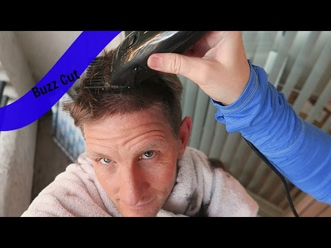 How To Do A Fast 5 Min Buzz Cut