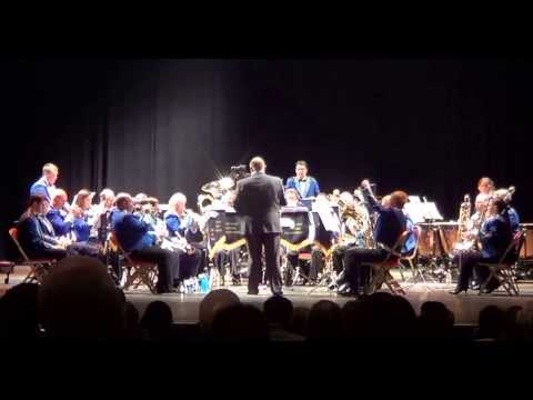 Harmony Music (North West Area 2013) - The Co-operative Funeralcare Band North West