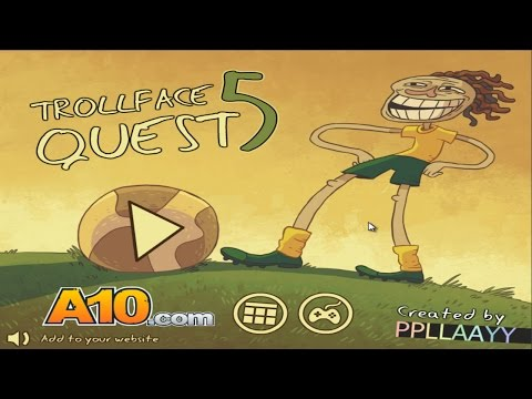 TROLLFACE QUEST 5! FÁCIL!
