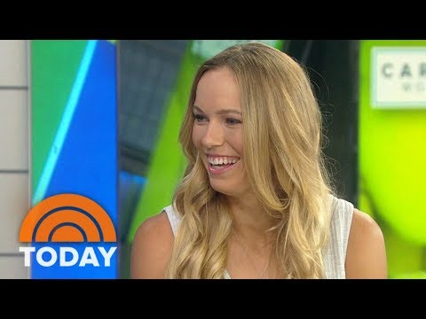 Tennis Star Caroline Wozniacki Talks About Her Nude Magazine Shoot | TODAY