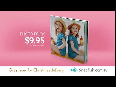 Snapfish Christmas Deals 2019 | Great Prices On Photo Books, Calendars, Mugs, Canvas And More...