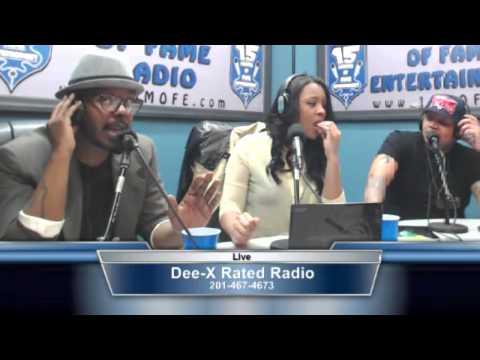 Harlem Lamar Talks Signing a Deal as a Teenager, Being Multi-Talented & More on Dee-X Rated Radio