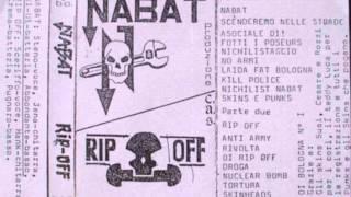 NABAT / RIP OFF - split tape