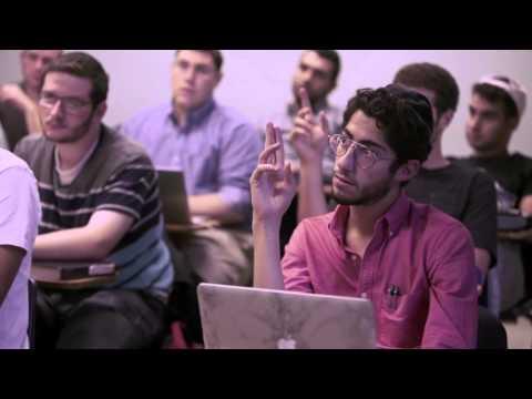 Academics at Yeshiva University